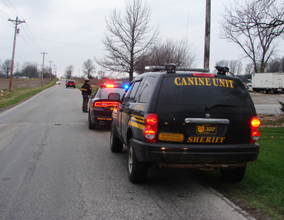 Huron County Sheriff's Office has a Road Patrol Divisio