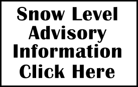Snow Emergency Levels For Huron County